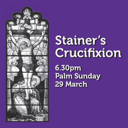Join us for a performance of Stainer's Crucifixion