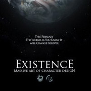 """EXISTENCE"" - Massive Art of Character Design"