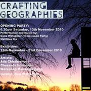"""นิทรรศการ """"Crafting Geographies"""""""