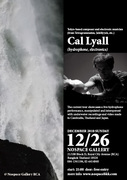 NOSPACE GALLERY presents CAL LYALL