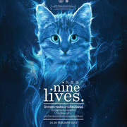 """Nine Lives Thesis"" VISUAL COMMUNICATION DESIGN 41 THESIS Project"