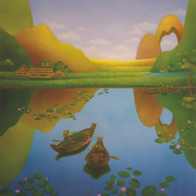 """นิทรรศการศิลปะ """"แรงบันดาลใจ"""" (Beautiful life) โดย สุดรัก อุทโยภาศ"""