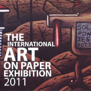 """นิทรรศการศิลปะ """"The International Art on Paper Exhibition"""""""