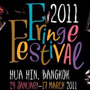 """งานเทศกาล """"Fringe Festival 2011"""" @ Hua Hin & Bangkok"""