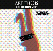 Art Thesis Exhibition 2010 Chiangmai University