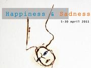 """นิทรรศการ """" Happiness & Sadness """""""