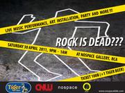 BRT presents ROCK IS DEAD???