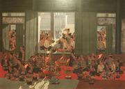 """นิทรรศการศิลปะ """"งานสะสมของหอศิลป์สมบัติ เพิ่มพูน ผลงานของ ประยอม ยอดดี"""" (Sombat Permpoon Collection Paintings by Prayom Yoddee)"""