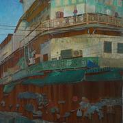 """นิทรรศการภาพเขียน """"Poetic Bangkok"""""""