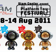 Platform Toy Festival by Siam Center