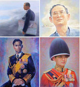 """นิทรรศการ """"ศิลปกรรมสมาคมศิลปินทัศนศิลป์นานาชาติ แห่งประเทศไทย ครั้งที่ 3"""""""