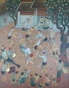 """นิทรรศการ """"ยุทธศิลป์ล้านนา"""" (The Art of Martial Art)"""