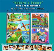 """นิทรรศการศิลปะเด็ก """"Nature's Scene"""""""