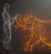 """นิทรรศการ """"คเณศา คชา อวตาร"""" (Ganesha Kacha Avatar)"""