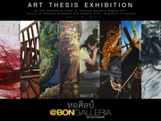 ART THESIS EXHIBITION by The Graduating Class of Master's Degree 2011