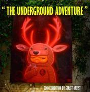 """นิทรรศการ """"The Undergrond Adventure 2012"""""""