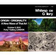 """นิทรรศการ """"Origin-Originality: A New Wave of Thai Art"""""""