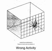 """นิทรรศการ """"Wrong Acitivity"""""""