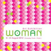 """นิทรรศการศิลปะ """"woman"""""""