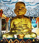 """นิทรรศการ """"Disco Buddha"""""""