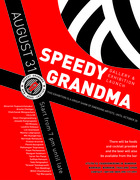 Speedy Grandma Gallery & Exhibition Launch