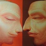 """นิทรรศการ """"พระพุทธ พระธรรม พระสงฆ์"""" (Buddha Dharma Ecclesiastic)"""