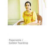 """นิทรรศการ """"Poperomia / Golden Teardrop"""""""