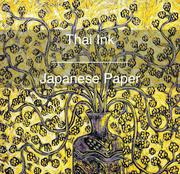 """นิทรรศการ """"Thai ink Japanese paper"""""""
