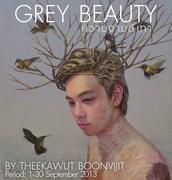 """นิทรรศการ """"ความงามสีเทา"""" (Grey Beauty)"""