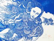 """นิทรรศการศิลปะ """"กามา บ้า น่ารัก"""" (ERO GURO KAWAII)"""
