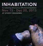 """นิทรรศการภาพถ่าย """"INHABITATION"""""""