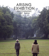"นิทรรศการ ""Arising Exhibition Photographic Art Thesis 2014"""
