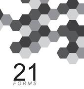 """นิทรรศการศิลปนิพนธ์ """"21 FORMS"""""""