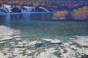 """นิทรรศการ """"ธารทิพย์- แดนมังกร"""" (Magic River -Heaven Dragon)"""