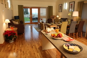 Homelands luxury self-catering cottages scotland - Drummochy breakfast