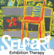 """นิทรรศการ """"ศิลปะ จาก การบำบัด"""" (SELF+ ART Exhibition Therapy)"""