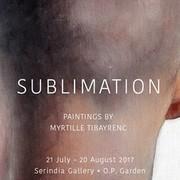 """นิทรรศการ """"Sublimation"""""""