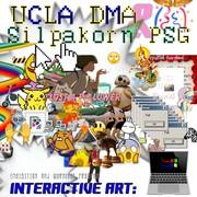 """นิทรรศการ """"Interactive Art: The Relationship of Humans and Technology as an Art Form"""""""