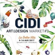 """งาน """"CIDI ART & DESIGN MARKET #2"""""""