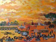 """นิทรรศการ """"ปรากฏการณ์ธรรมชาติทะเลสาบสงขลา : ภาพสะท้อนอัตลักษณ์วัฒนธรรมทางการเห็น"""" (Natural Phenomenon of Songkhla Lake)"""