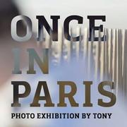 """นิทรรศการ """"ONCE IN PARIS"""""""
