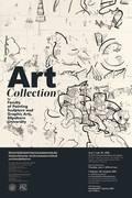 """นิทรรศการรวบรวมผลงานสะสม โดยคณะจิตรกรรม ประติมากรรมและภาพพิมพ์ มหาวิทยาลัยศิลปากร"""""""
