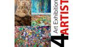"""นิทรรศการ """"ศิลปกรรมความงามที่แตกต่าง"""" (Sensuous of Fine Art Exhibition)"""