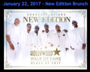 Jiji Sweet Live with Jammie Adams (Brunching Divas) New Edition Walk of Fame Brunch!