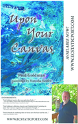 Ecstatic Reading & Book Signing, Upon Your Canvas