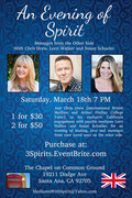 An Evening With Spirit: Messages From the Other Side