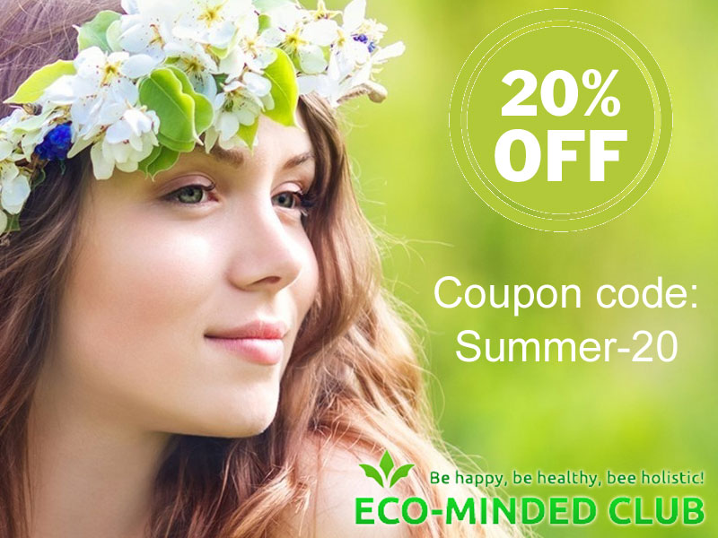 Eco-Minded Club Summer Sale