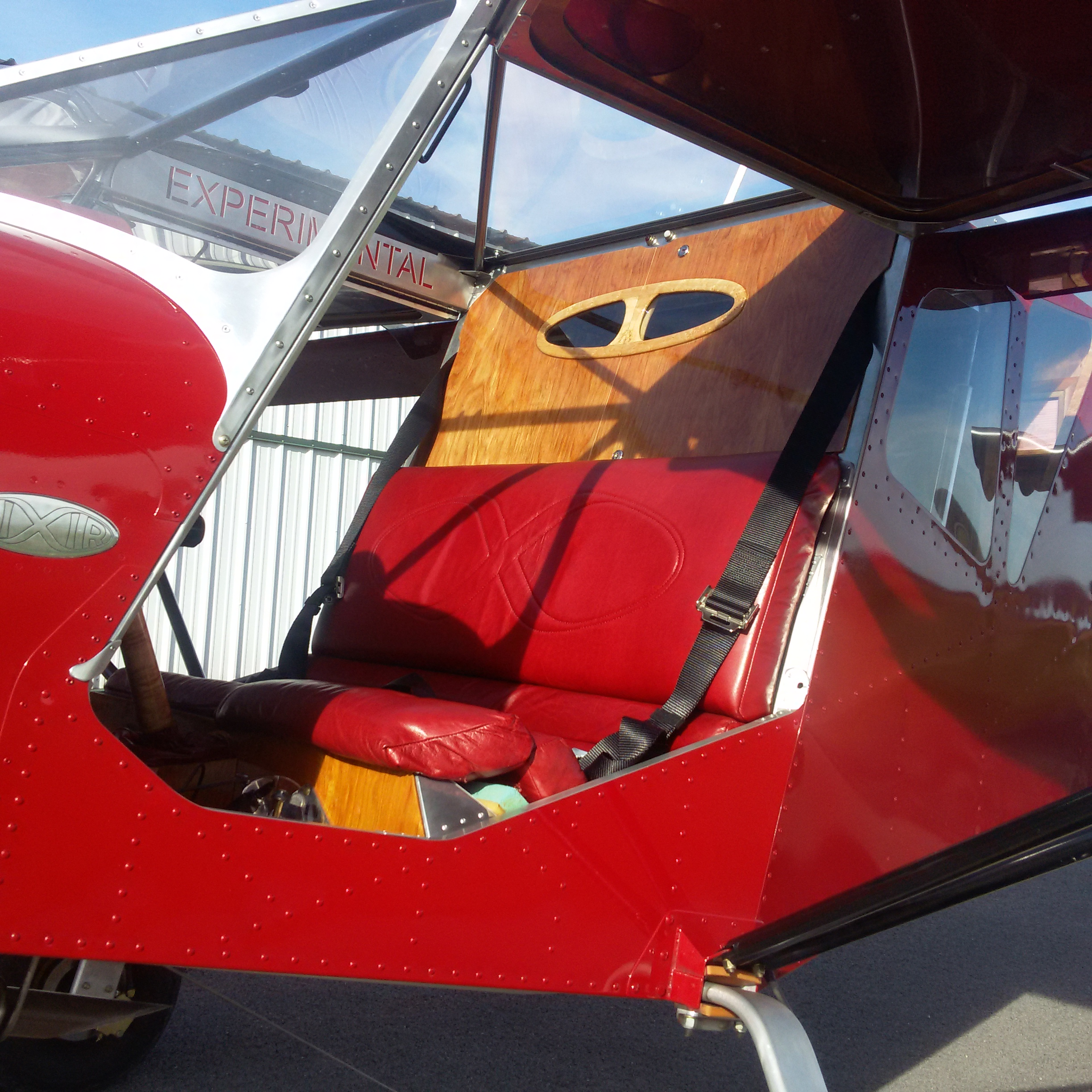 Baggage cover: STOL CH 701