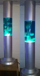 Making Custom Lamps With Lava Lite Mathmos Formula