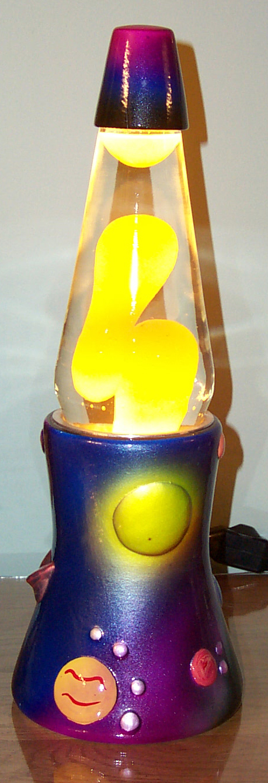 Galactic Lamp